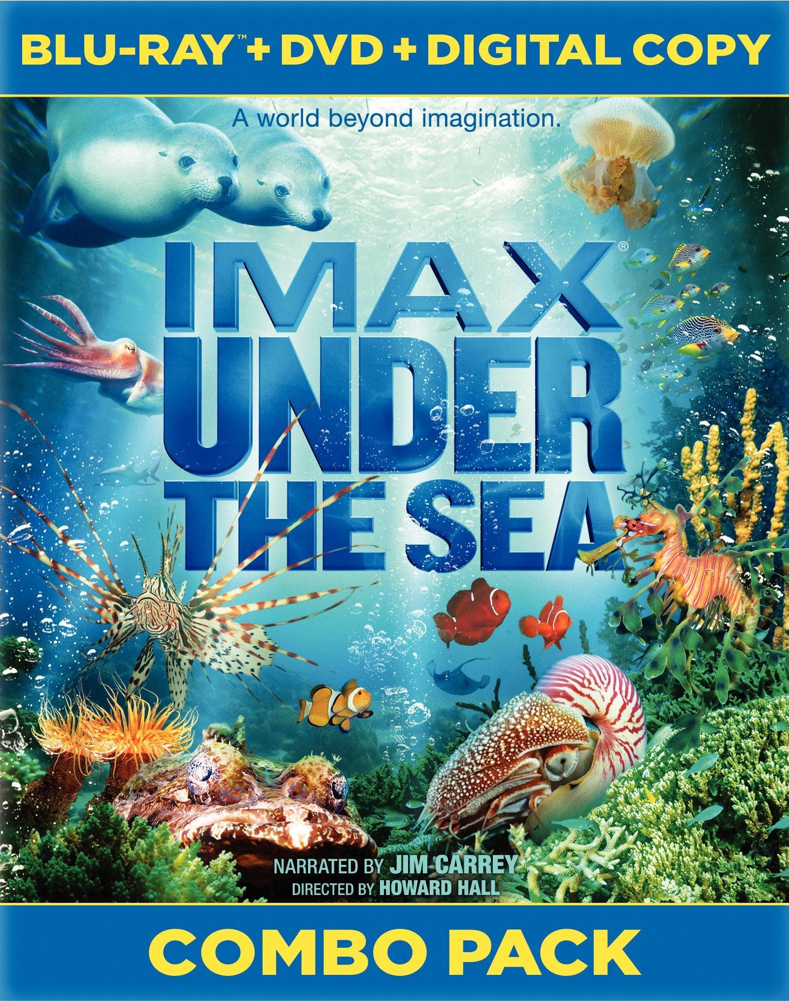 Imax Under The Sea 2009 Bluray 1080p Dts X264 Chd